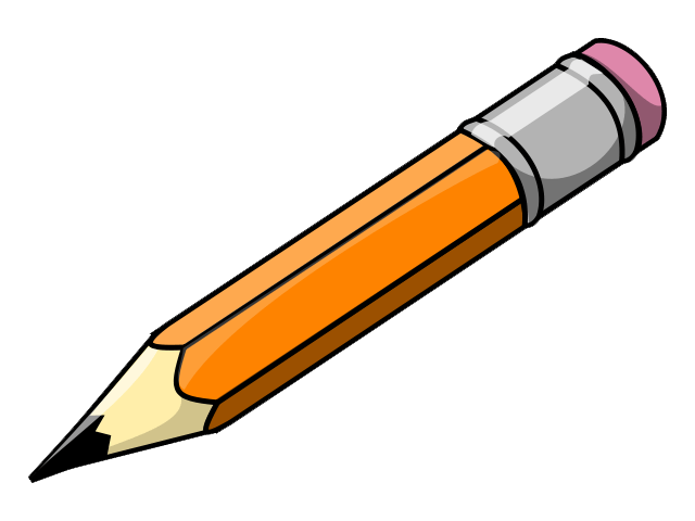 Pencil-free-to-use-clipart